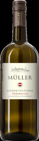 Grüner Veltliner QUW NÖ Müller 1,0