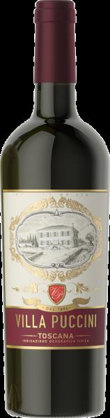 Toscana Rosso IGT Villa Puccini Toskana Rotwein trocken | Saffer's WinzerWelt