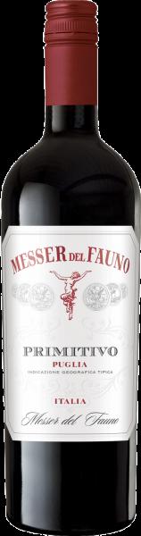 Primitivo Puglia IGT Messer del Fauno