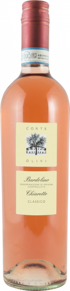 Bardolino DOC Classico Chiaretto Corte Olivi