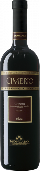 Rosso Conero Riserva DOCG Cimerio Moncaro Marken Rotwein trocken | Saffer's WinzerWelt