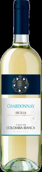 Chardonnay Sicilia DOC Colomba Bianca