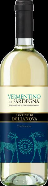 Vermentino di Sardegna DOC Dolianova Sardinien Weißwein trocken   Saffer' WinzerWelt