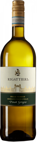 Pinot Grigio delle Venezie Rigattieri 1,0