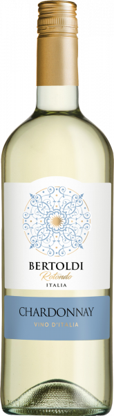 Chardonnay Vino d´Italia Bertoldi Rotondo 1,5