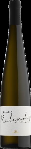 Pinot Grigio Trentino Superiore DOC Rulendis