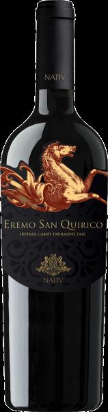 Aglianico Campi Taurasini DOC Eremo San Quirico Nativ Kampanien Rotwein trocken | Saffer's WinzerWelt