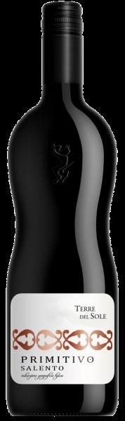 Primitivo di Salento IGT Terre del Sole 1,0l Botter Apulien Rotwein | Saffer's WinzerWelt