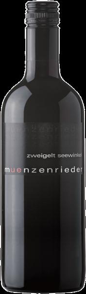 Zweigelt Liter Landwein Münzenrieder 1,0