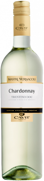Chardonnay Trentino DOC Mastri Vernacoli