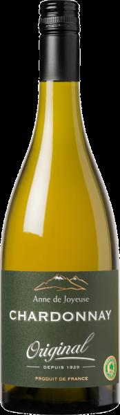 Chardonnay Original IGP Pays d´Oc Anne de Joyeuse Languedoc-Roussillon Weißwein trocken | Saffer's WinzerWelt