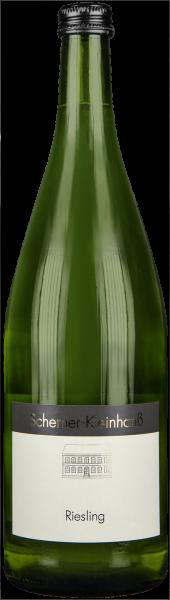 Scherner Riesling halbtrocken QbA 1 Liter