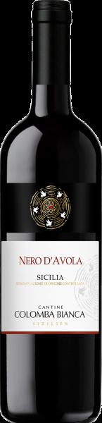 Nero d´Avola Sicilia DOC Colomba Bianca