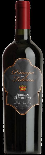 Primitivo di Manduria DOC Principe di Federico