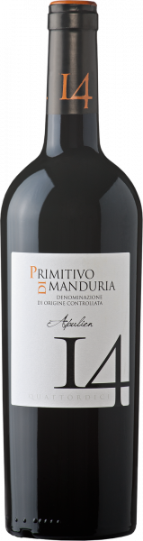 Primitivo di Manduria DOC ´14´ Magnum