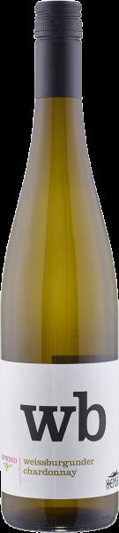 Hensel Aufwind Weißburgunder & Chardonnay  tr.