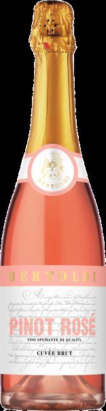 Pinot Rosé Spumante Bertoldi