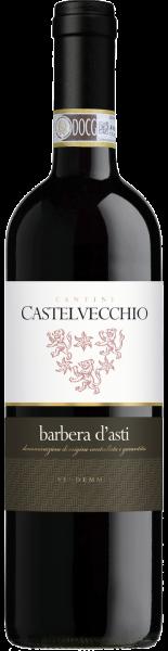 Barbera d´Asti DOCG Barrique Castelvecchio Piemont Rotwein trocken   Saffer's WinzerWelt