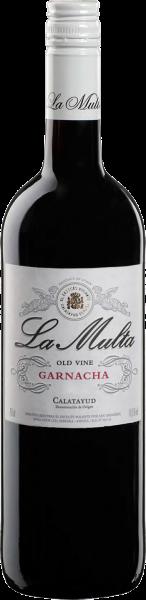 Garnacha Old Vine Calatayud DO La Multa San Gregorio Rotwein trocken   Saffer's WinzerWelt