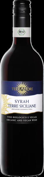 Bio-Syrah Terre Siciliane IGT TerrAmore