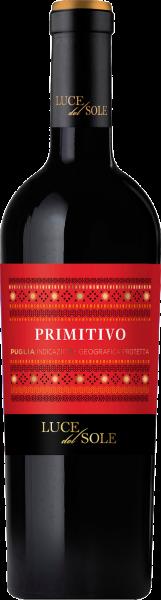 Primitivo Puglia IGT Luce del Sole Apulien Rotwein kaufen münchen | Saffer's WinzerWelt