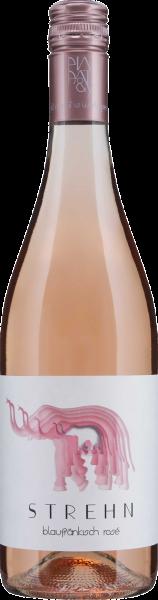 Strehn Blaufränkisch Rosé QUW Burgenland