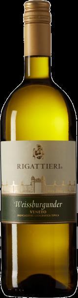 Weissburgunder Veneto IGT Rigattieri 1,0