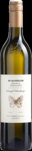 Muskateller Kittenberg Südsteiermark QUW  Schneeberger wein kaufen münchen   Saffer's WinzerWelt