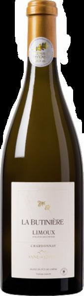 A. de Joyeuse La Butinière Chardonnay AOP Limoux