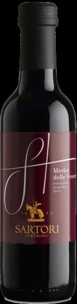 Merlot Veneto IGT 0,25l Sartori Venetien Rotwein trocken | Saffer's WinzerWelt