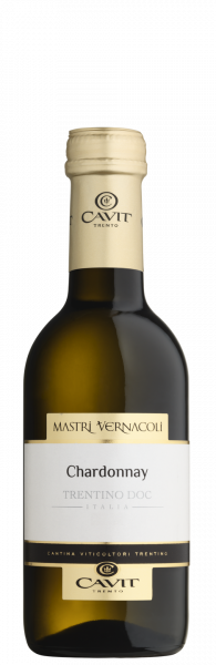 Chardonnay Trentino DOC Mastri Vernacoli 0,25