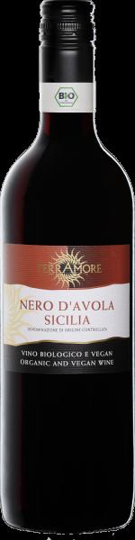 Bio-Nero d´Avola Sicilia DOC TerrAmore