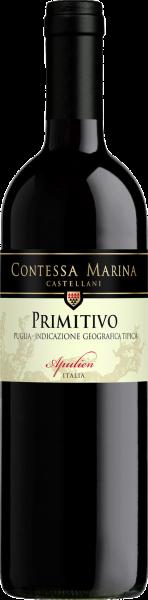Primitivo Puglia IGT Contessa Marina Castellani