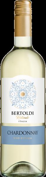 Chardonnay Vino d´Italia Bertoldi Rotondo
