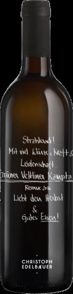 Edelbauer Grüner Veltliner Kamptal DAC Reserve Bio
