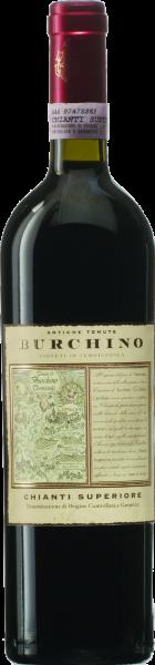 Chianti Superiore DOCG Burchino Toskana  wein kaufen münchen   Saffer's WinzerWelt