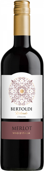 Merlot Vino d´Italia Bertoldi Rotondo