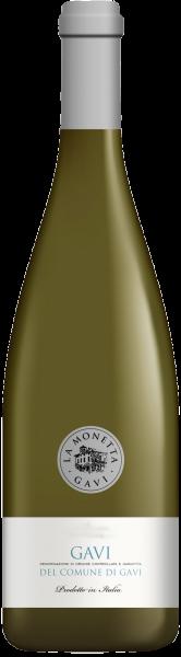 Gavi DOCG La Monetta Araldica Piemont Weißwein trocken | Saffer's WinzerWelt