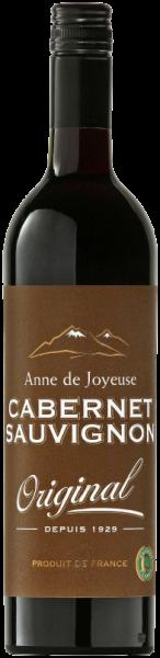 Cabernet Sauvignon Original IGP Anne de Joyeuse Languedoc-Roussillon Rotwein trocken   Saffer's WinzerWelt