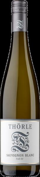 Thörle Sauvignon Blanc Faß 89 trocken QbA