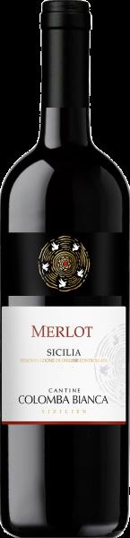 Merlot Sicilia DOC Colomba Bianca