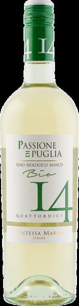 Passione di Puglia BIO Bianco IGT 14 CM